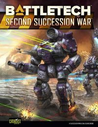 BattleTech: Historical - Second Succession War Source-book