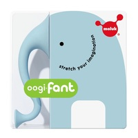 Moluk: Oogifant - Suction Cup Toy
