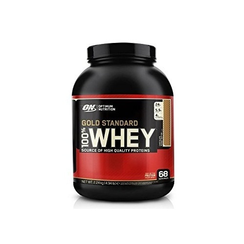 Optimum Nutrition Gold Standard 100% Whey - Chocolate Peanut Butter (2.27kg)