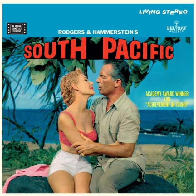 South Pacific Soundtrack by Rodgers and Hammerstein