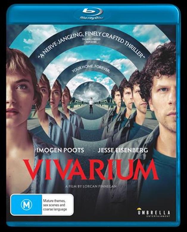 Vivarium on Blu-ray