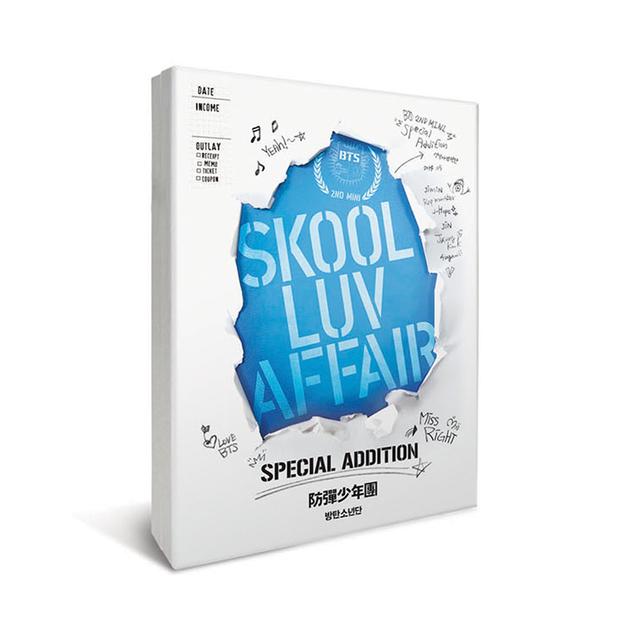 Skool Luv Affair (Special Addition) by BTS