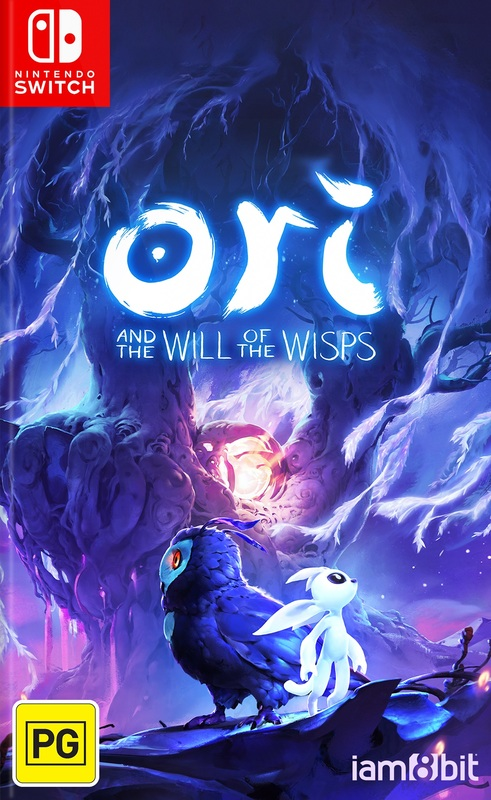 Ori and the Will of the Wisps for Switch