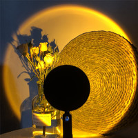 Sunset Atmosphere - Projector Lamp/LED Night Light