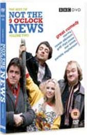 Best Of Not The 9 O'clock News - Volume 2 on DVD