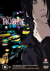 Witch Hunter Robin - Vol 2 - Belief on DVD