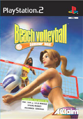 Summer Heat Beach Volleyball for PS2