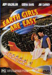Earth Girls Are Easy on DVD