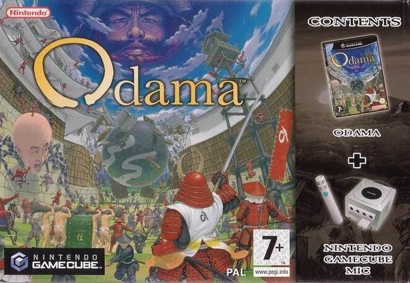 Odama + Microphone