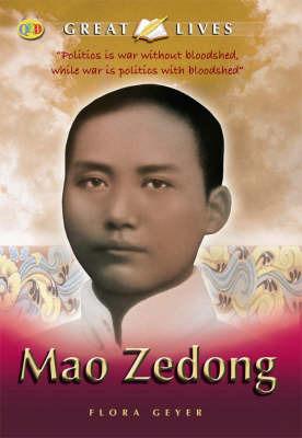 Mao Tse Tung by Fiona MacDonald