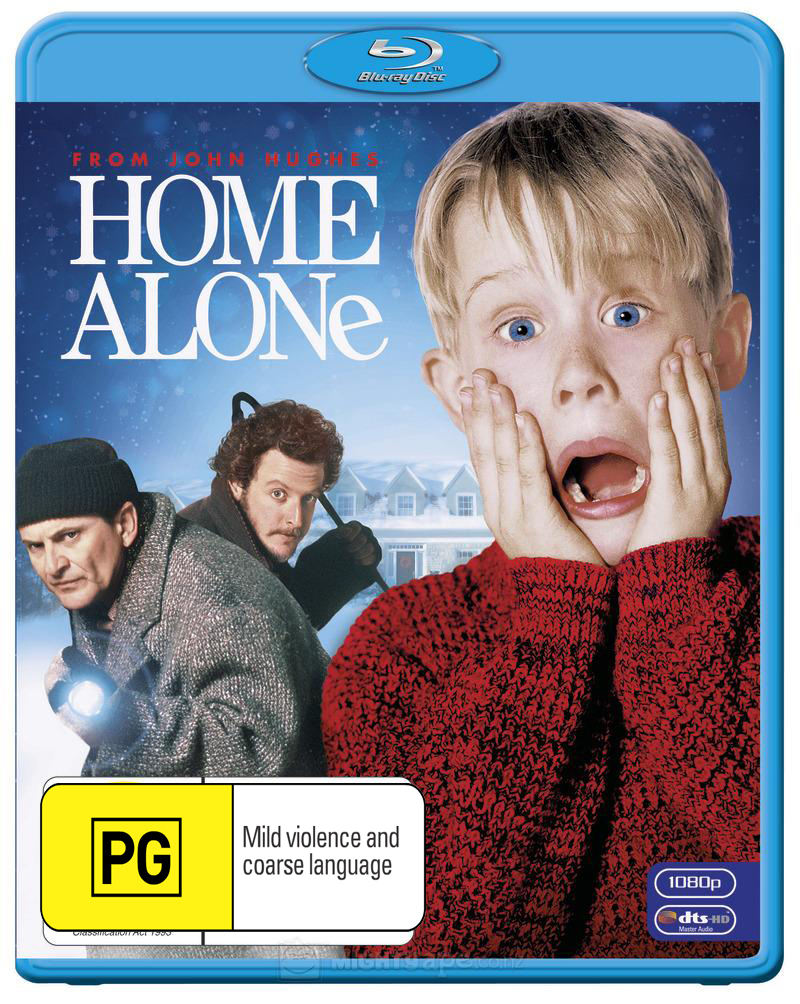 Home Alone on Blu-ray image