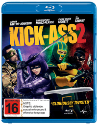Kick-Ass 2 (Blu-ray/Ultraviolet) on Blu-ray