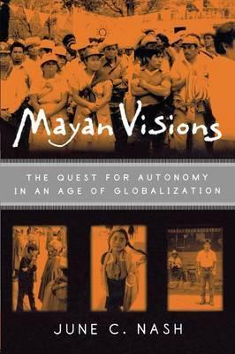 Mayan Visions by June C Nash image