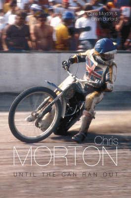 Chris Morton by Brian Burford