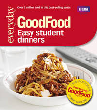 Good Food: Easy Student Dinners by Good Food Guides image