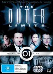 The Outer Limits (1995) - Season 1 (5 Disc Set) on DVD