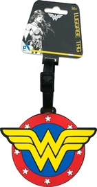 DC Comics: Wonder Woman Logo - Luggage Tag