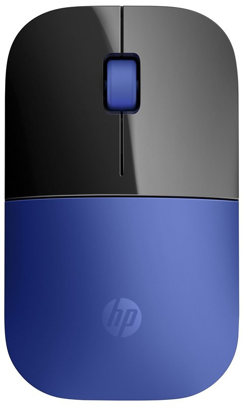 HP Z3700 Wireless Mouse (Blue)