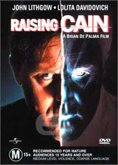 Raising Cain on DVD