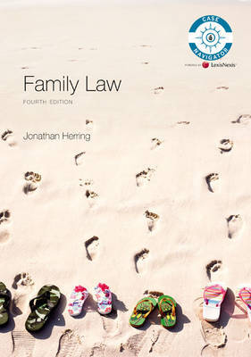 Family Law by Jonathan Herring image