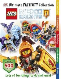 LEGO (R) NEXO KNIGHTS Ultimate Factivity Collection by DK