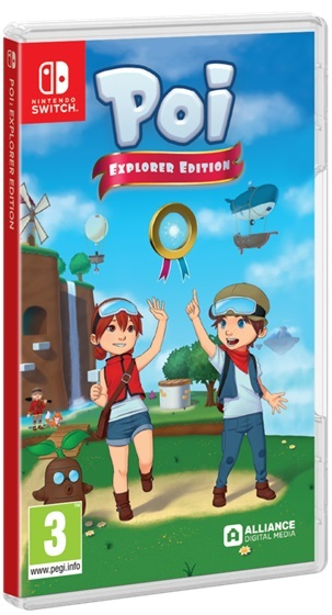 Poi Explorer Edition for Switch