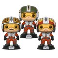 Star Wars: Red Squadron Collection - Pop! Vinyl 3-Pack