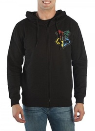 Harry Potter: Hogwarts Crest - Zip Up Hoodie (XL)
