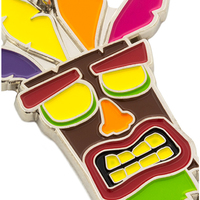 Crash Bandicoot Aku Aku Key Chain image