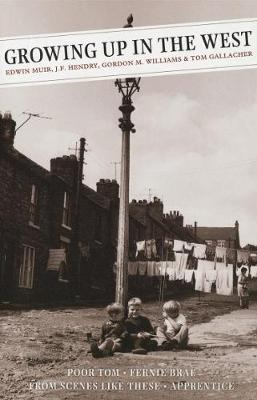 Growing Up In The West by Edwin Muir image