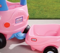 Little Tikes: Cozy Coupe Trailer - Princess image
