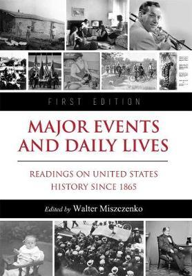 Major Events and Daily Lives by Walter Miszczenko image