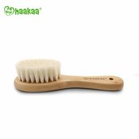 Haakaa: Goat Wool Baby Hair Brush image