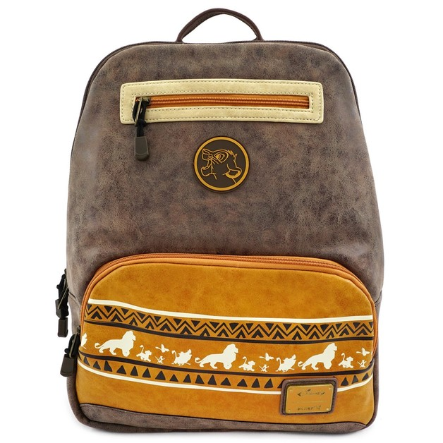 Loungefly: Lion King - Pattern Backpack