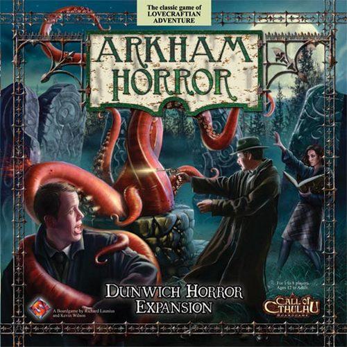 Arkham Horror: Dunwich Horror Expansion image