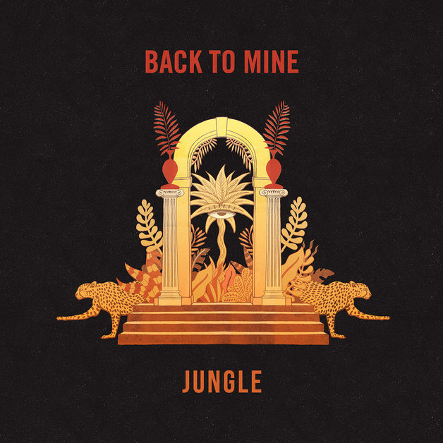 Back To Mine - Jungle by Various Artists