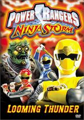 Power Rangers Ninja Storm - Looming Thunder on DVD