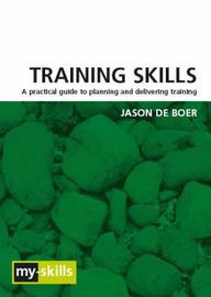 Training Skills by Jason De Boer image