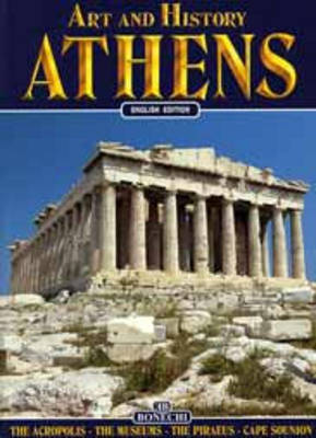 Art and History of Athens by Ioli Vingopoulou image