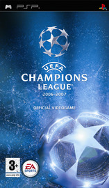 UEFA Champions League 07 for PSP image