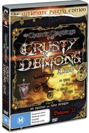 Crusty Demons: Volume 11 - The Chaotic Chronicles on DVD