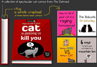 How to Tell If Your Cat is Plotting to Kill You by The Oatmeal image
