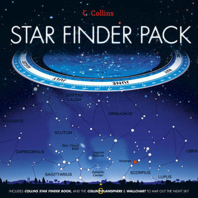 Collins Star Finder Pack by Storm Dunlop