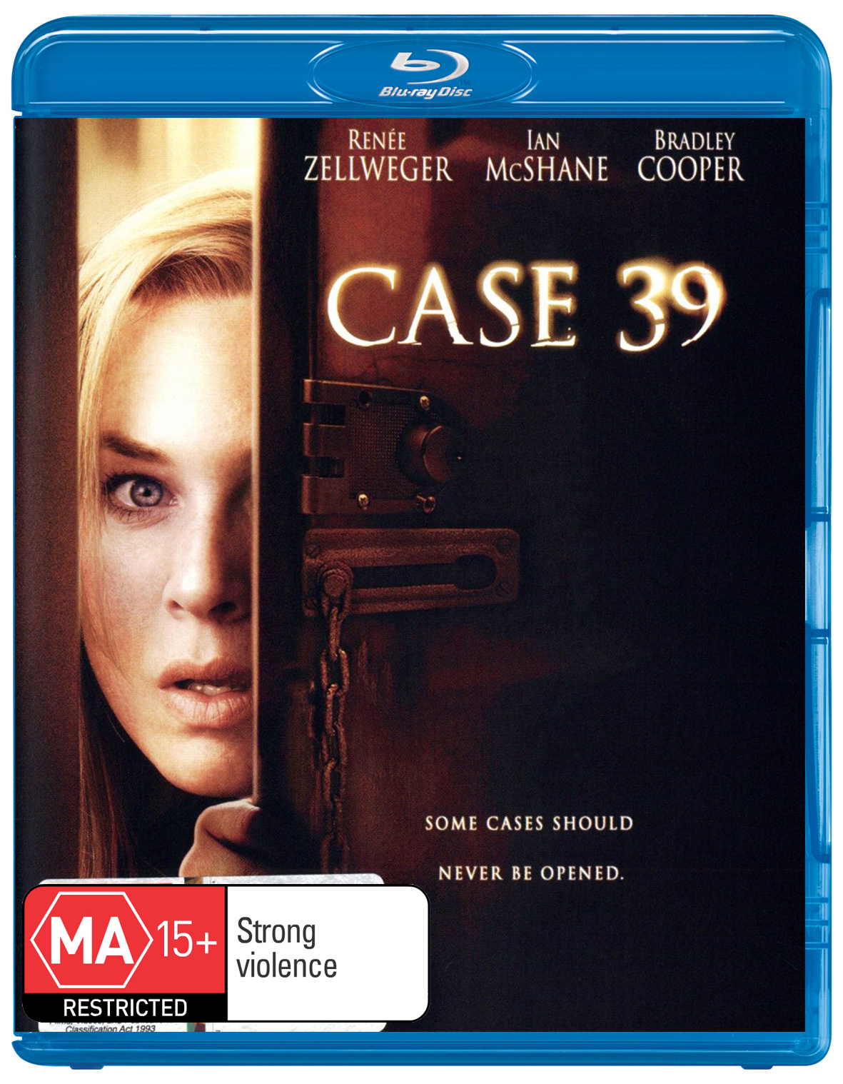 Case 39 on Blu-ray image