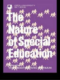 The Nature of Special Education image