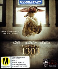 Apartment 1303 on DVD, Blu-ray