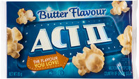 Act II Microwave Popcorn Butter 78g