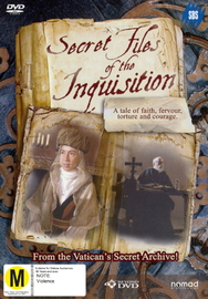 Secret Files Of The Inquistion on DVD