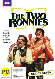 The Two Ronnies - Series 7 (2 Disc Set) on DVD