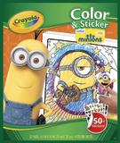 Color & Sticker Book